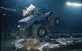 Vehicles - Monster Truck Wallpapers and Backgrounds ID : 189434