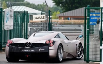 Vehicles - Pagani Wallpapers and Backgrounds ID : 189464