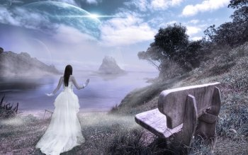 Fantasy - Women Wallpapers and Backgrounds ID : 190116