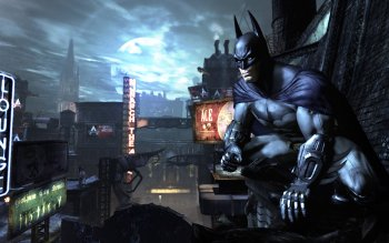 Video Game - Batman Wallpapers and Backgrounds ID : 190214