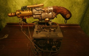Science-Fiction - Steampunk Wallpapers and Backgrounds ID : 190398