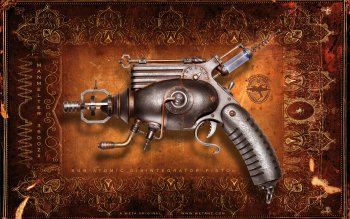 Ciencia Ficción - Steampunk Wallpapers and Backgrounds ID : 190464