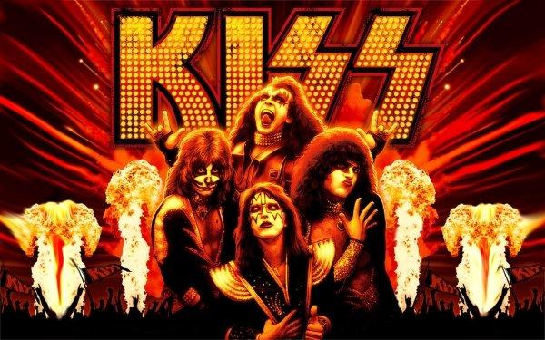 Music KISS Band (Music) United States HD Wallpaper   Background Image