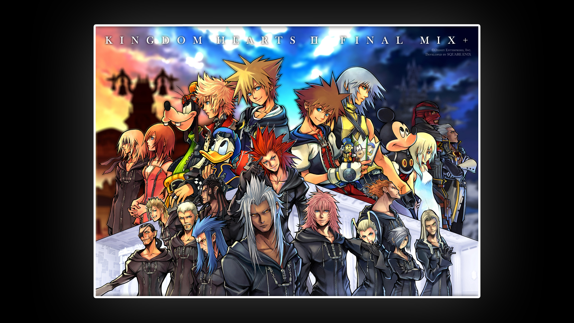 Video game Kingdom hearts HD Wallpapers, Desktop Backgrounds ...