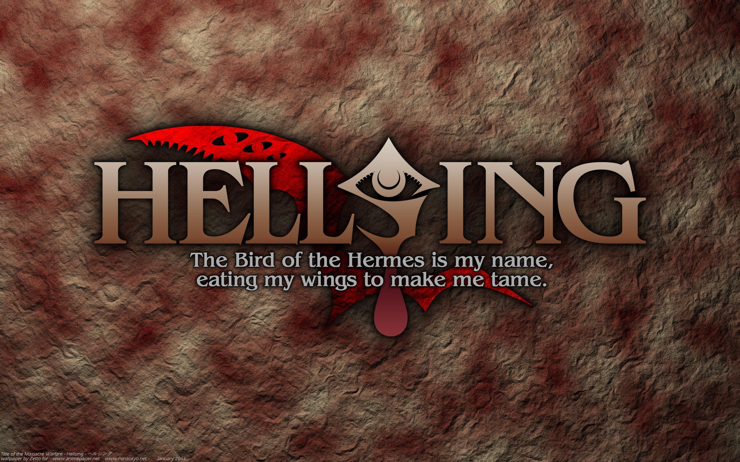 Hellsing Fondo De Pantalla Hd Fondo De Escritorio