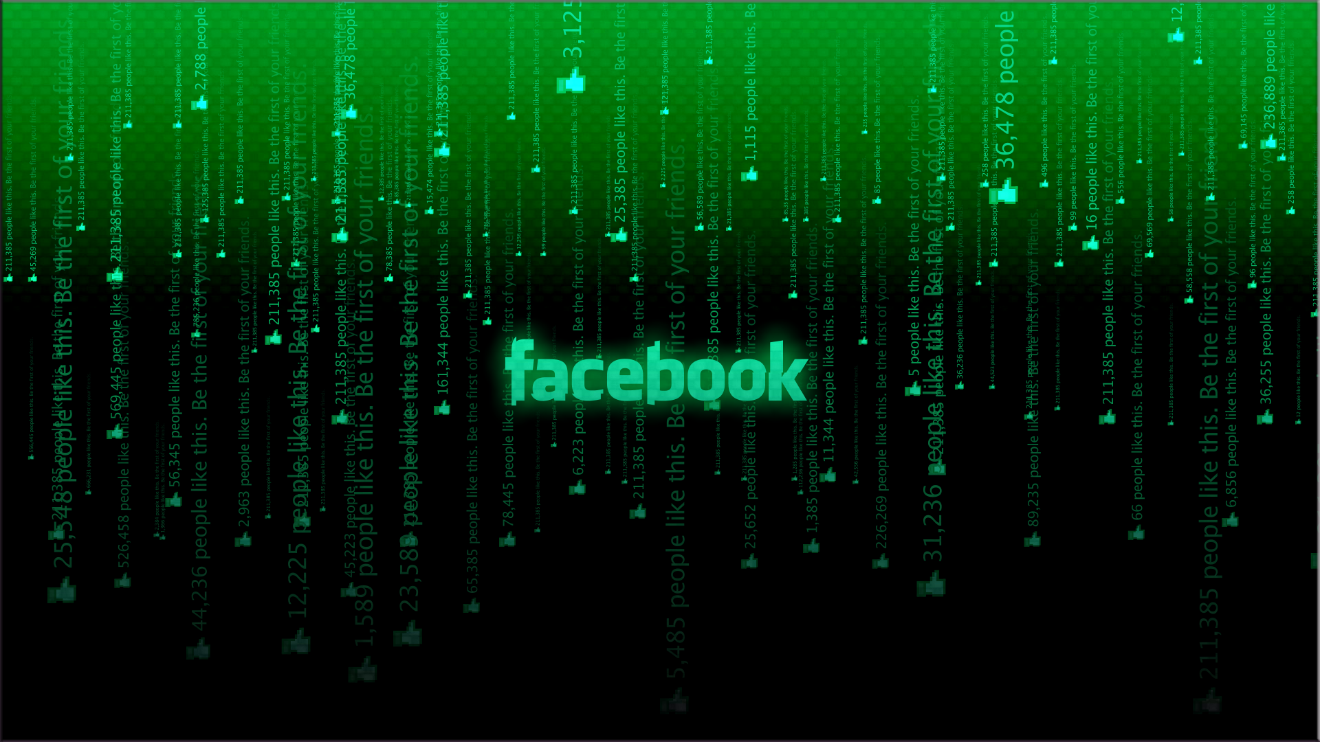 Technology - Facebook  Wallpaper