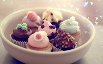 Alimento - Cupcake Wallpapers and Backgrounds ID : 191128