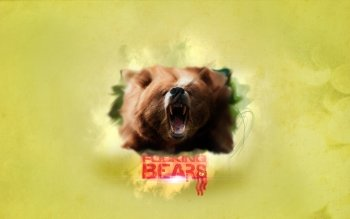 Animal - Bear Wallpapers and Backgrounds ID : 191618