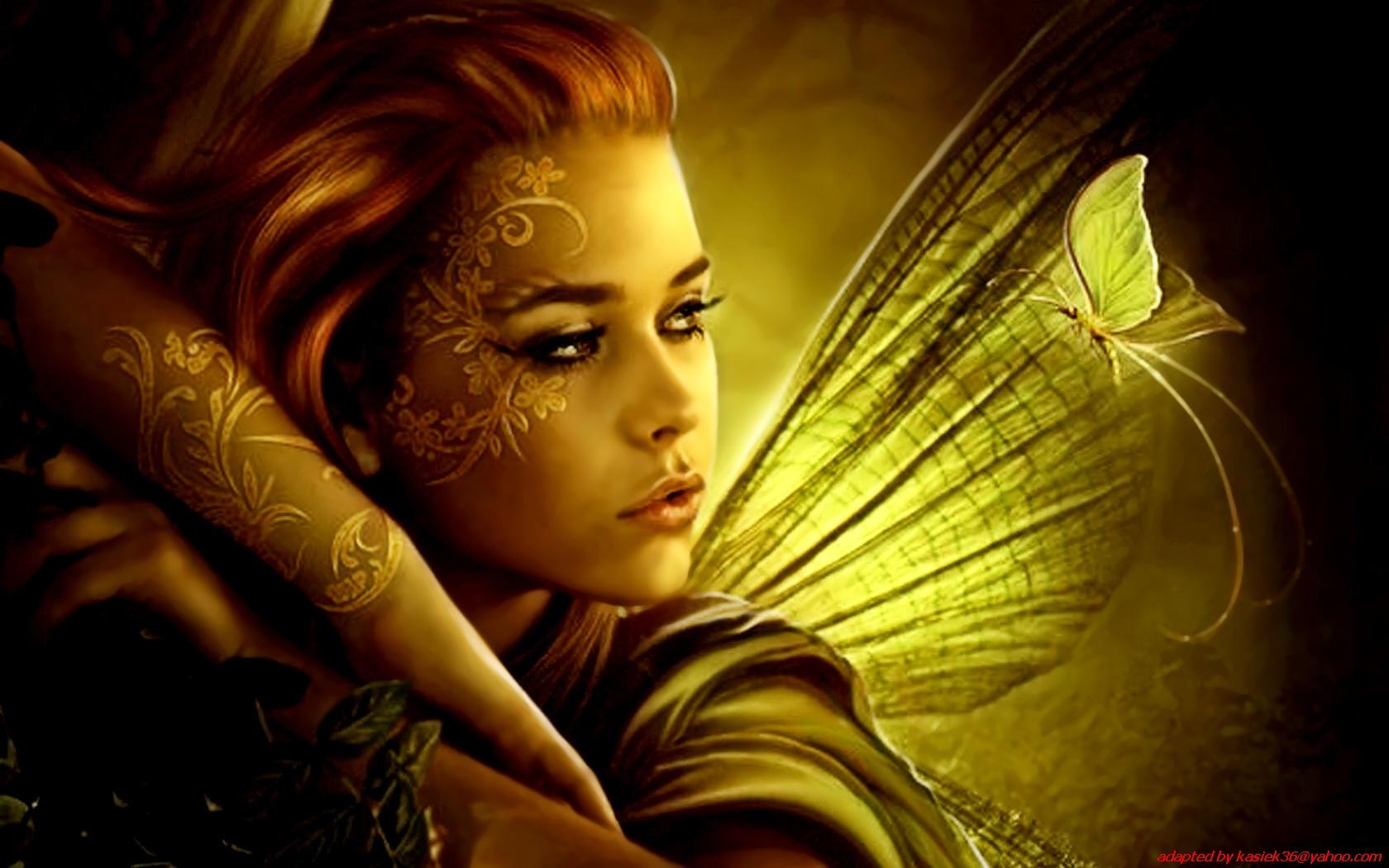 real fairy wallpaper - photo #16
