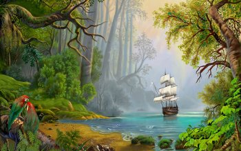 Fantasy - Artistic Wallpapers and Backgrounds ID : 192944
