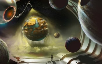 Artistic - Planets Wallpapers and Backgrounds ID : 192988