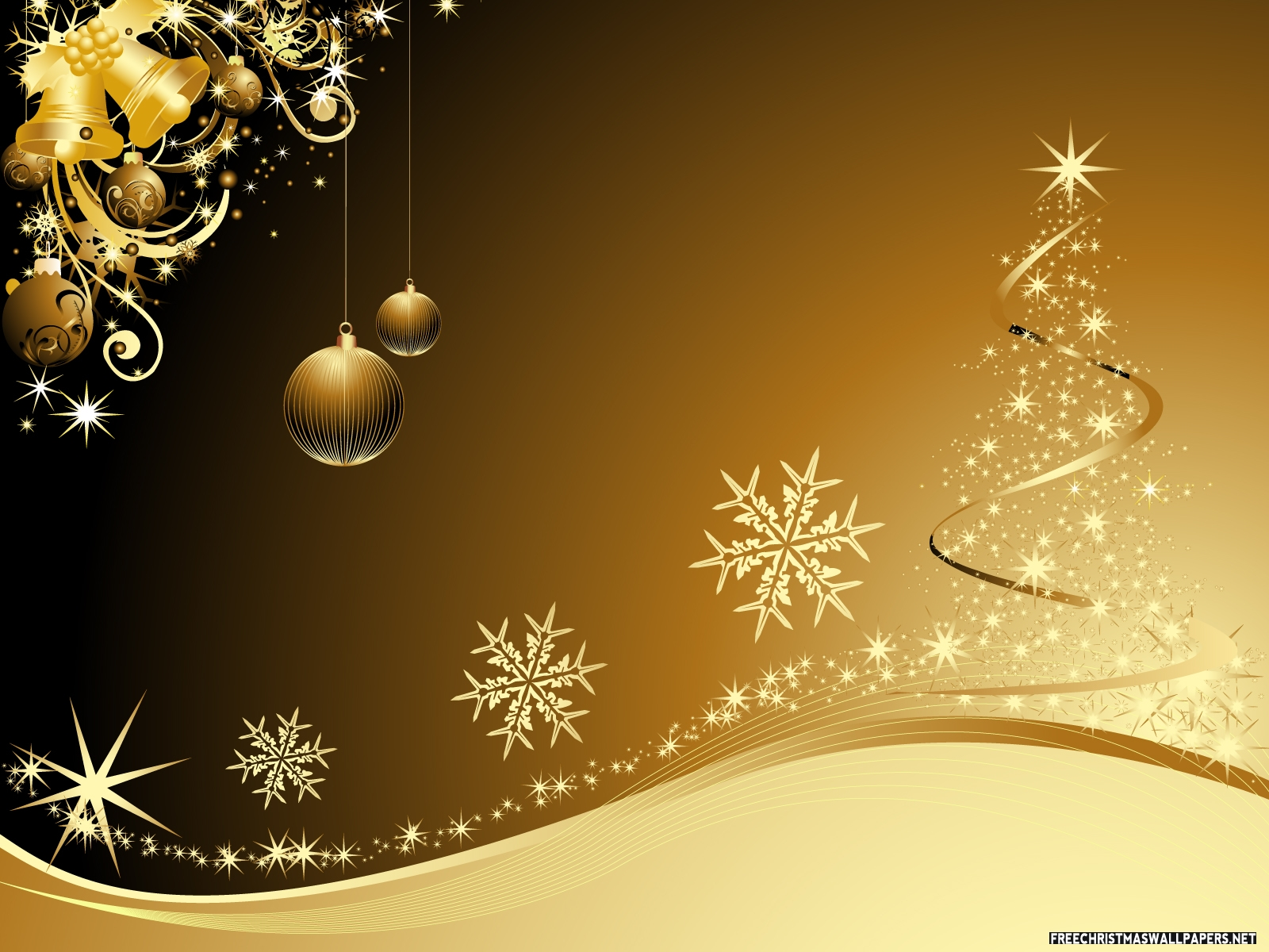wallpaper christmas themes background