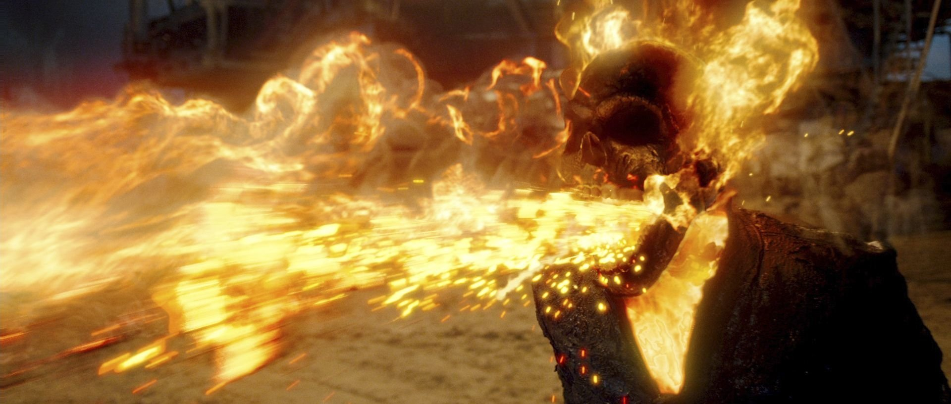 Ghost Rider Spirit Of Vengeance Wallpaper And Background Image