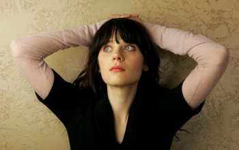 Celebrity - Zooey Deschanel Wallpapers and Backgrounds ID : 193684