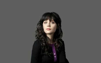 Celebrity - Zooey Deschanel Wallpapers and Backgrounds ID : 193714