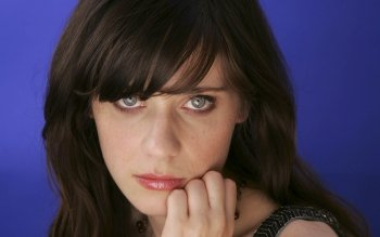 Celebrity - Zooey Deschanel Wallpapers and Backgrounds ID : 193728
