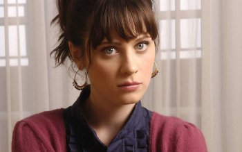 Celebrity - Zooey Deschanel Wallpapers and Backgrounds ID : 193734