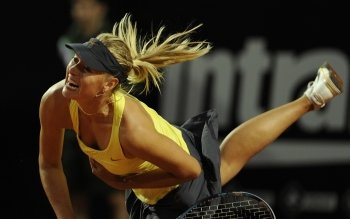 Спорт - Maria Sharapova Wallpapers and Backgrounds ID : 193836
