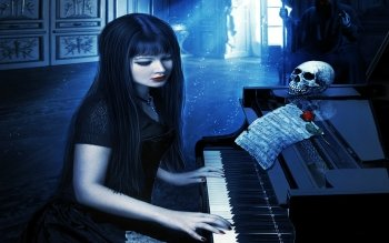 Dark - Gothic Wallpapers and Backgrounds ID : 193974