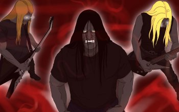 12 dethklok hd wallpapers background images wallpaper