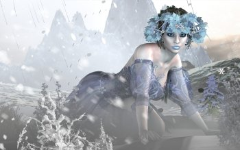 Fantasy - Women Wallpapers and Backgrounds ID : 194338