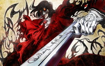 Anime - Hellsing Wallpapers and Backgrounds ID : 194598