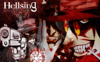 Anime - Hellsing Wallpapers and Backgrounds ID : 194608