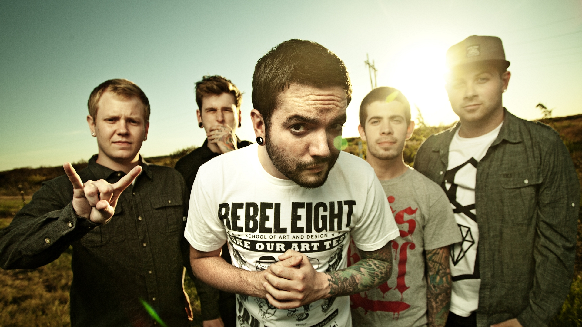 a day to remember computer wallpapers desktop backgrounds