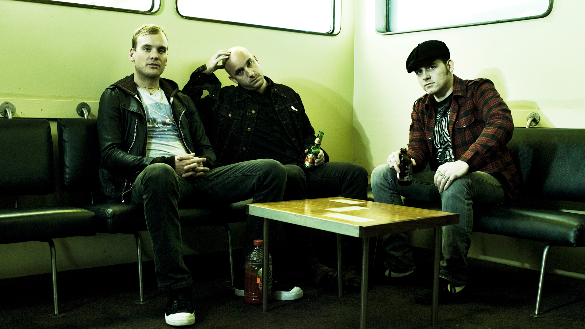 Alkaline Trio Desktop background -A1524