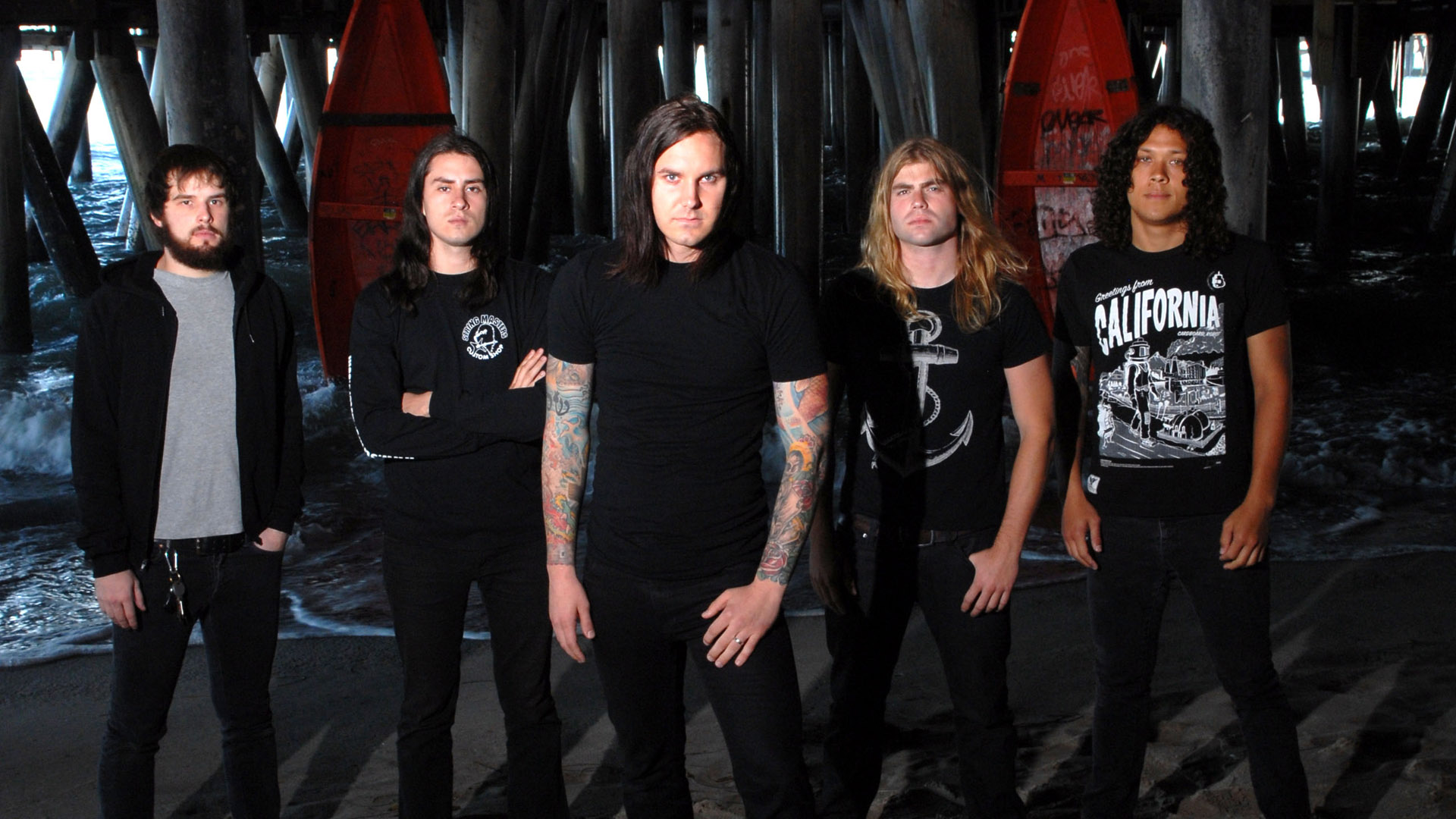 9 As I Lay Dying HD Wallpapers