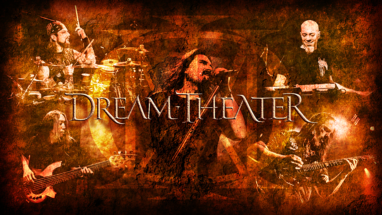 Dream Theater Wallpaper and Background Image | 1600x900 ...