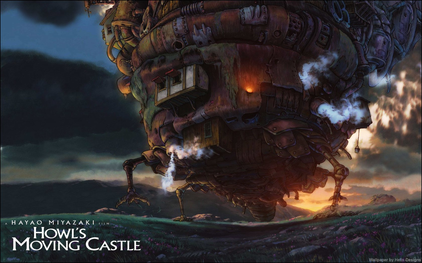 Howl S Moving Castle Wallpaper And Background Image