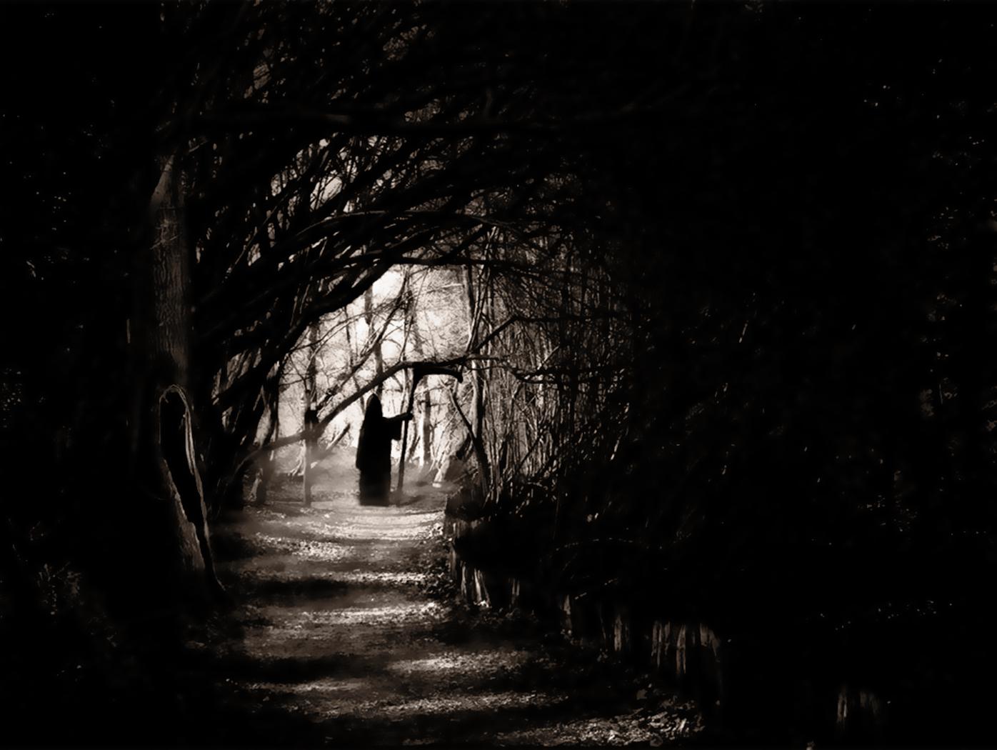 Dark - Grim Reaper  Wallpaper