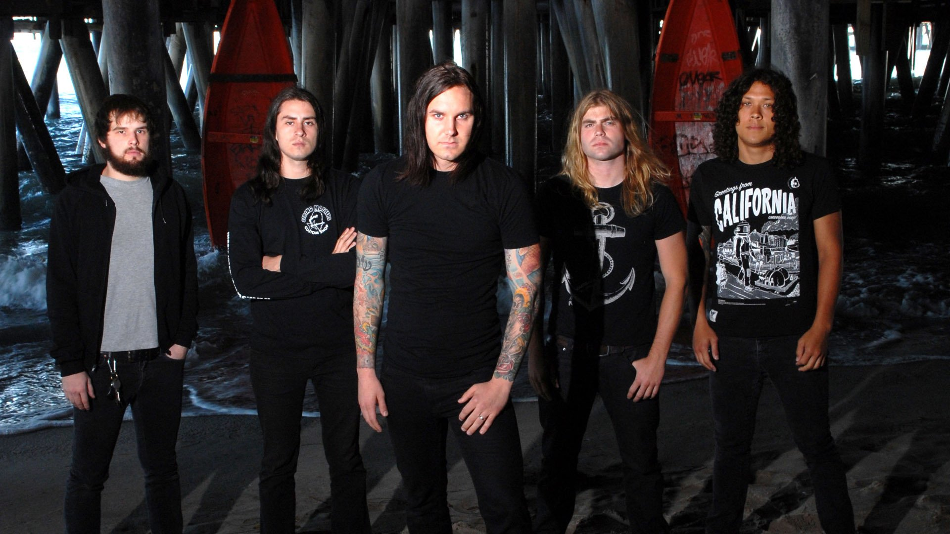As I Lay Dying Hd Wallpaper Background Image 1920x1080 Id