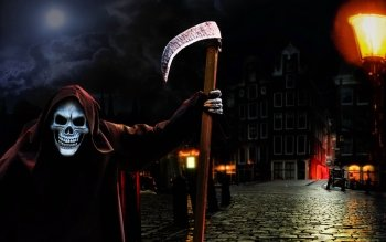 Dark - Grim Reaper Wallpapers and Backgrounds ID : 195226