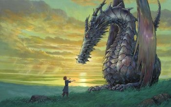 Anime - Tales From Earthsea Wallpapers and Backgrounds ID : 19558