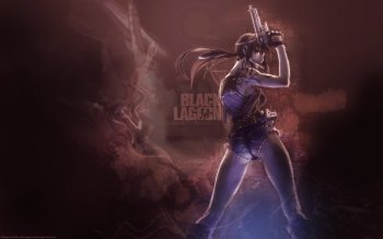 Anime - Black Lagoon Wallpapers and Backgrounds ID : 195714
