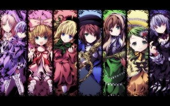 Anime - Rozen Maiden Wallpapers and Backgrounds ID : 195718