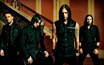 Musica - Bullet For My Valentine Wallpapers and Backgrounds ID : 195964