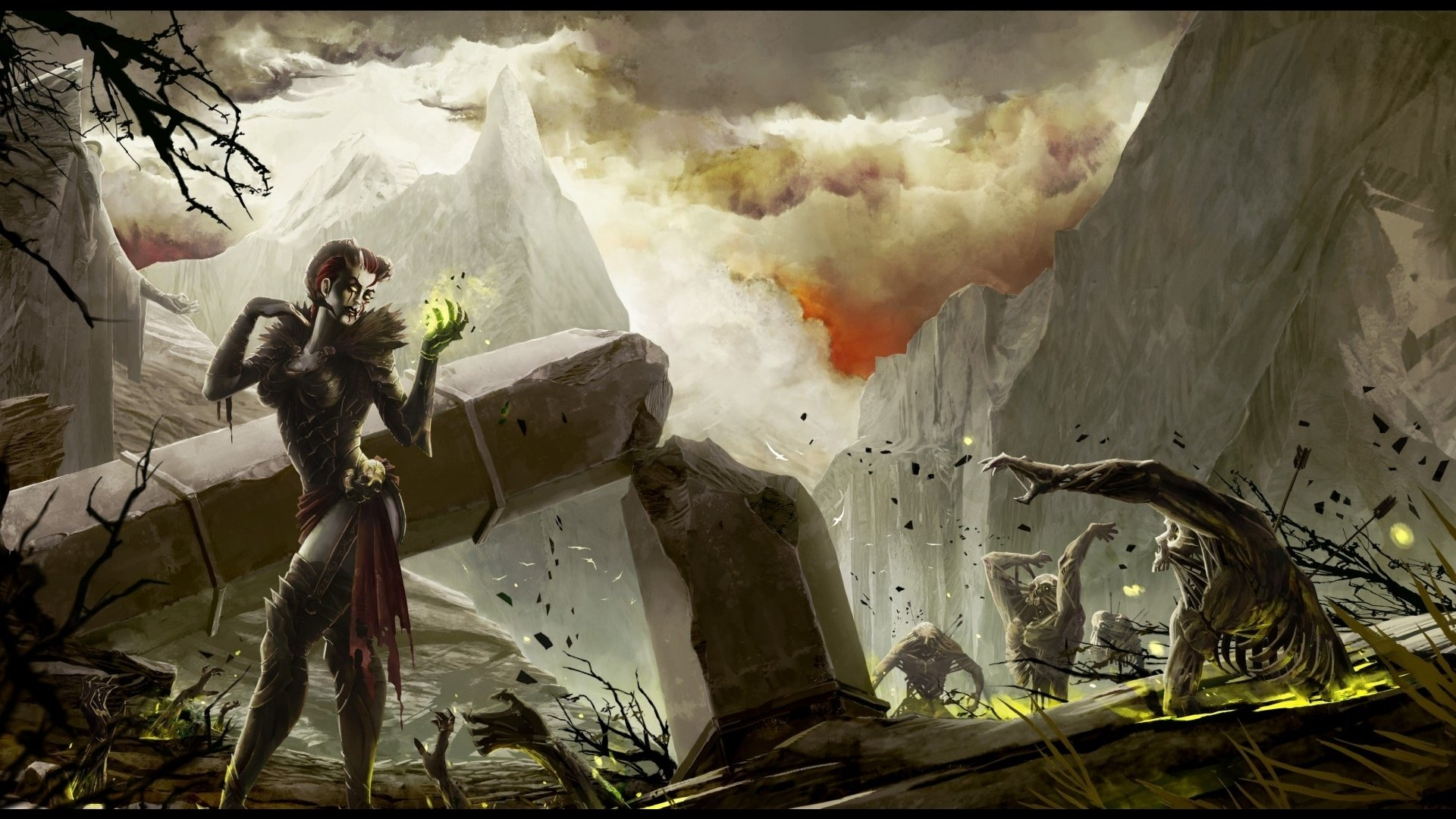 Video Game - Guild Wars  Wallpaper