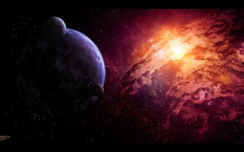 Sci Fi - Nebula Wallpapers and Backgrounds ID : 196158