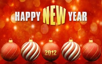Holiday - New Year Wallpapers and Backgrounds ID : 196488
