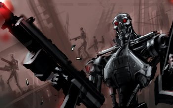 Sci Fi - Terminator Wallpapers and Backgrounds ID : 196998