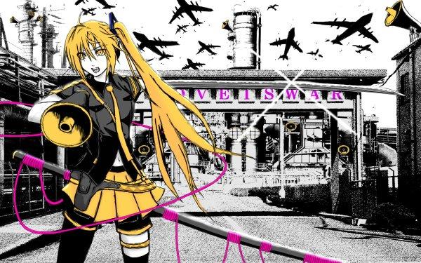 Anime Vocaloid Akita Neru Love is War HD Wallpaper   Background Image