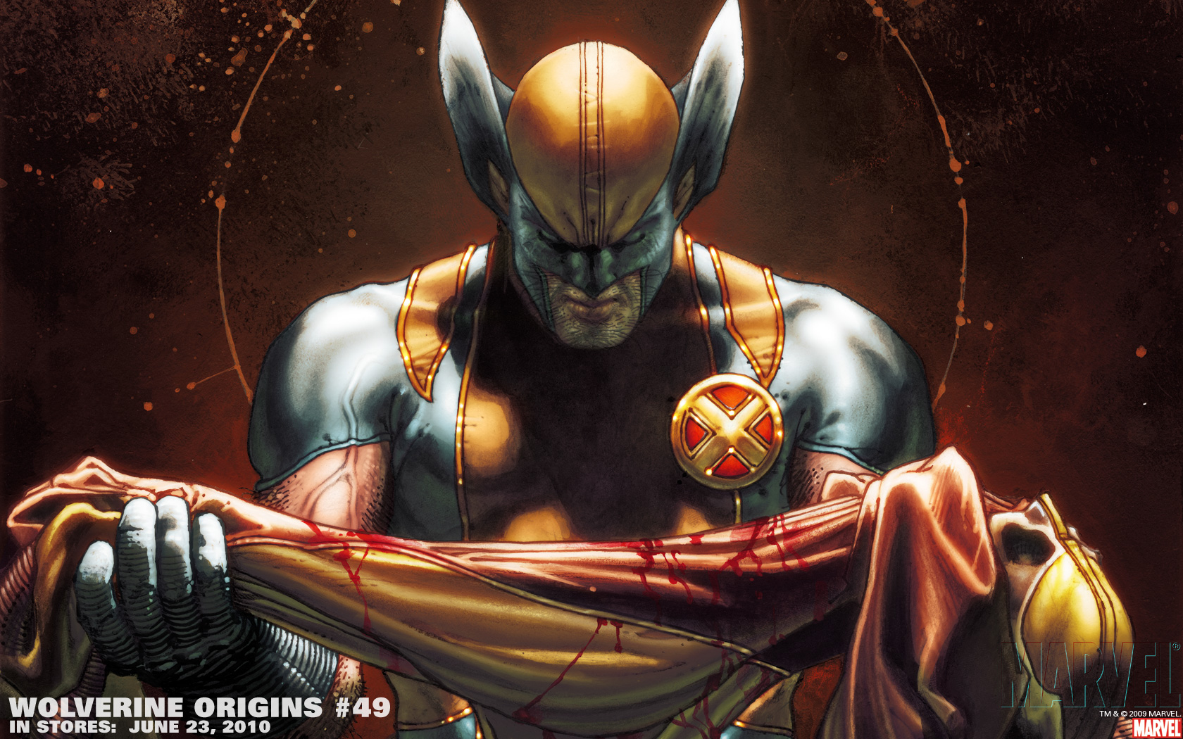 Wolverine wallpaper and background image 1680x1050 id 197076 wallpaper abyss - Wallpaper wolverine 4k ...