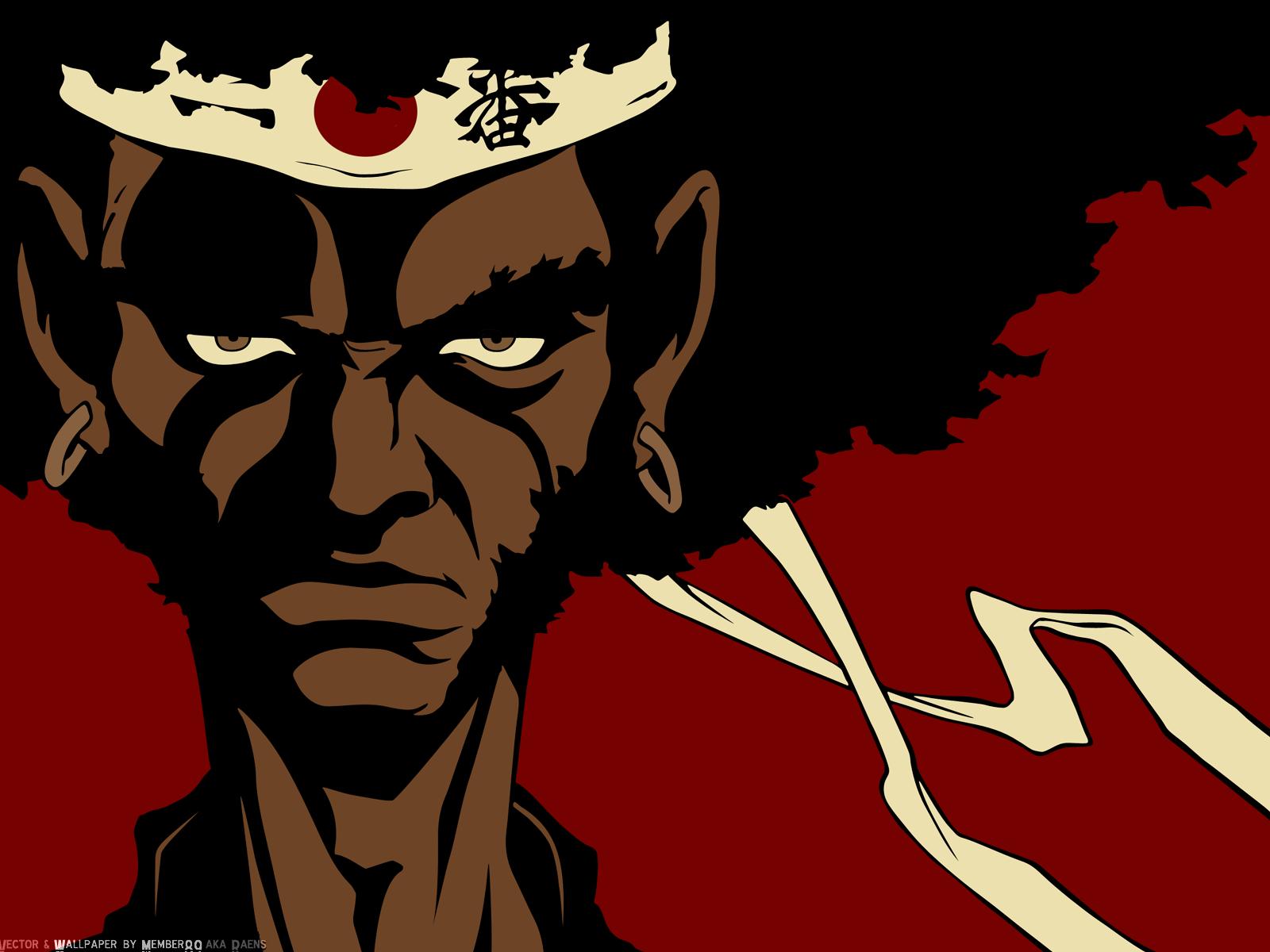 Afro Samurai Kuma HD Wallpaper
