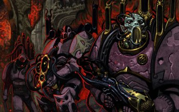 Video Game - Warhammer Wallpapers and Backgrounds ID : 197056