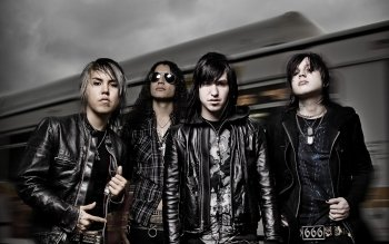 Music - Escape The Fate Wallpapers and Backgrounds ID : 197196