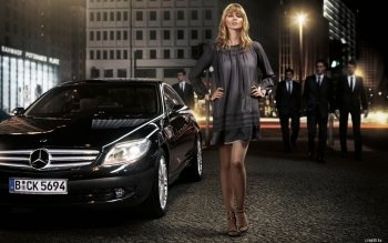 Women - Girls & Cars Wallpapers and Backgrounds ID : 197278