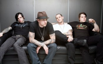 Music - Good Charlotte Wallpapers and Backgrounds ID : 197428
